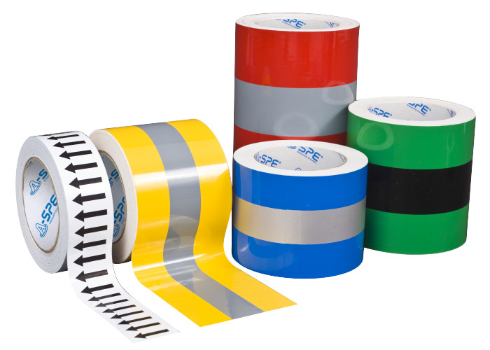 ADHESIVE TAPES, PIPE MARKING