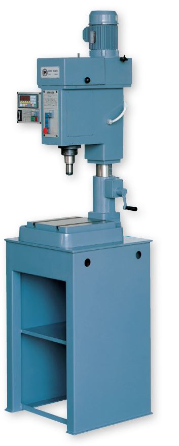 Tapping and drilling machines